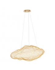 Lampa wisząca Stardust P0432 w kolorze złotym MaxLight