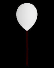 Lampa sufitowa Balloon t-3052 Estiluz dekoracyjna oprawa sufitowa