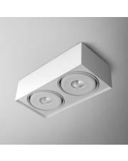 Lampa sufitowa SQUARES mini 111x2 QRLED oprawa natynkowa 40202 Aqform