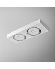 Lampa sufitowa SLEEK distance 111x2 QRLED oprawa natynkowa 40212 Aqform