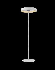 Lampa podłogowa Osaka F01017WH COSMOLight nowoczesna ledowa oprawa stojąca