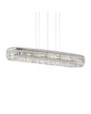 Lampa wisząca Quasar 074764 Ideal Lux oprawa wisząca ze szkła