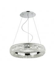 Lampa wisząca Quasar 059570 Ideal Lux oprawa wisząca ze szkła