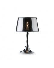 Lampa stołowa London Cromo Big 032375 Ideal Lux oprawa stołowa w stylu nowoczesnym