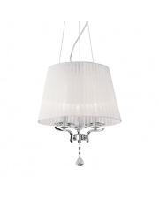 Lampa wisząca Pegaso SP3 Ideal Lux  klasyczna stylowa oprawa wisząca