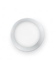 Lampa zewnętrzna Berta AP1 Medium Ideal Lux nowoczesna okrągła oprawa zewnętrzna