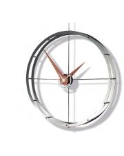 Zegar naścienny Doble O i Nomon