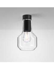 Plafon MODERN GLASS Barrel E27 oprawa natynkowa szklana Aqform