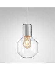 Lampa wisząca MODERN GLASS Barrel TP E27 Aquaform