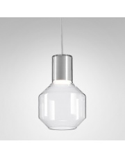 Lampa wisząca MODERN GLASS Barrel TP LED 230V Aquaform