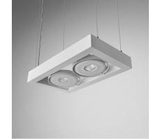 Lampa wisząca Cadra 111x2 QRLED 230V Aquaform