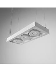 Lampa wisząca Cadra 111x3 QRLED 230V Aquaform