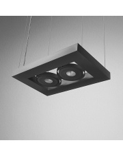 Lampa wisząca CADVA 111x2 QRLED Aquaform