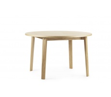 Stół Slice vol. 2 Ø120cm Oak Normann Copenhagen