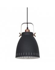 Lampa wisząca Franklin MD-HN8026M-B+RC Italux oprawa wisząca w stylu industrialnym