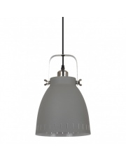 Lampa wisząca Franklin MD-HN8026M-GR+S.NICK Italux oprawa wisząca w stylu industrialnym