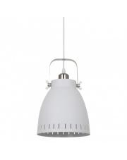 Lampa wisząca Franklin MD-HN8026M-WH+S.NICK Italux oprawa wisząca w stylu industrialnym