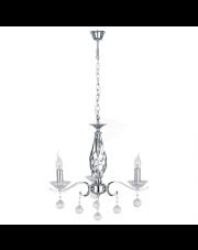 Lampa wisząca/żyrandol Nostra 9013328 Spotlight kryształowa oprawa wisząca