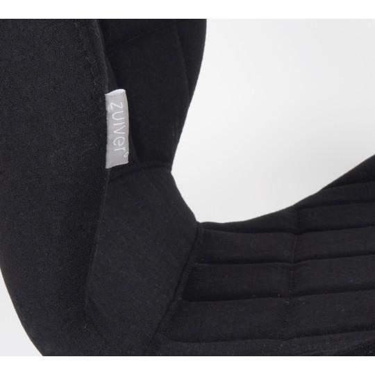 Krzesło OMG 1100170 Zuiver nowoczesne krzesło czarna