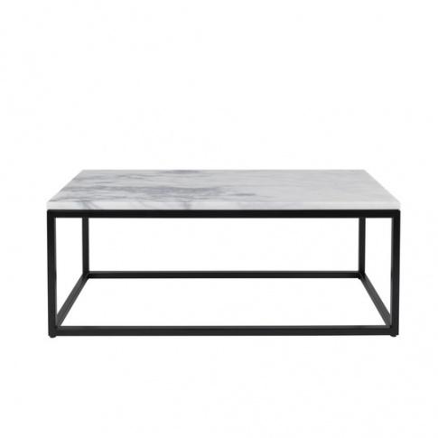 Stół Coffee Table Marble Power 2200017 Zuiver Prostokątny