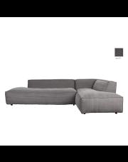 Sofa FAT FREDDY RIGHT STONE GREY 67 3200089 Zuiver niezwykle miękka sofa narożna prawa w kamienistym szarym kolorze