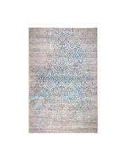 Dywan MAGIC 200x290 OCEAN 6000070 Zuiver duży magiczny dywan o różnych odcieniach z elementami koloru oceanicznej wody