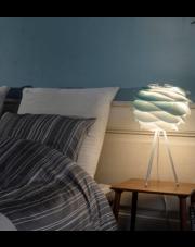 Jak podkreślić romantyczny nastrój w sypialni, dzięki oświetleniu?