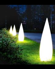 Lampy stojące czy wiszące - jakie oświetlenie zewnętrzne wybrać?