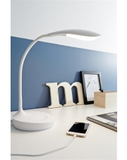 Lampy biurkowe - niezbędnik pokoju każdego ucznia